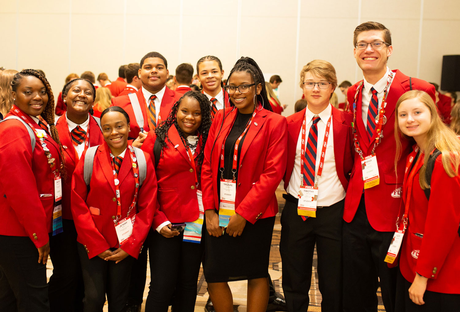 FCCLA National Leadership Conference